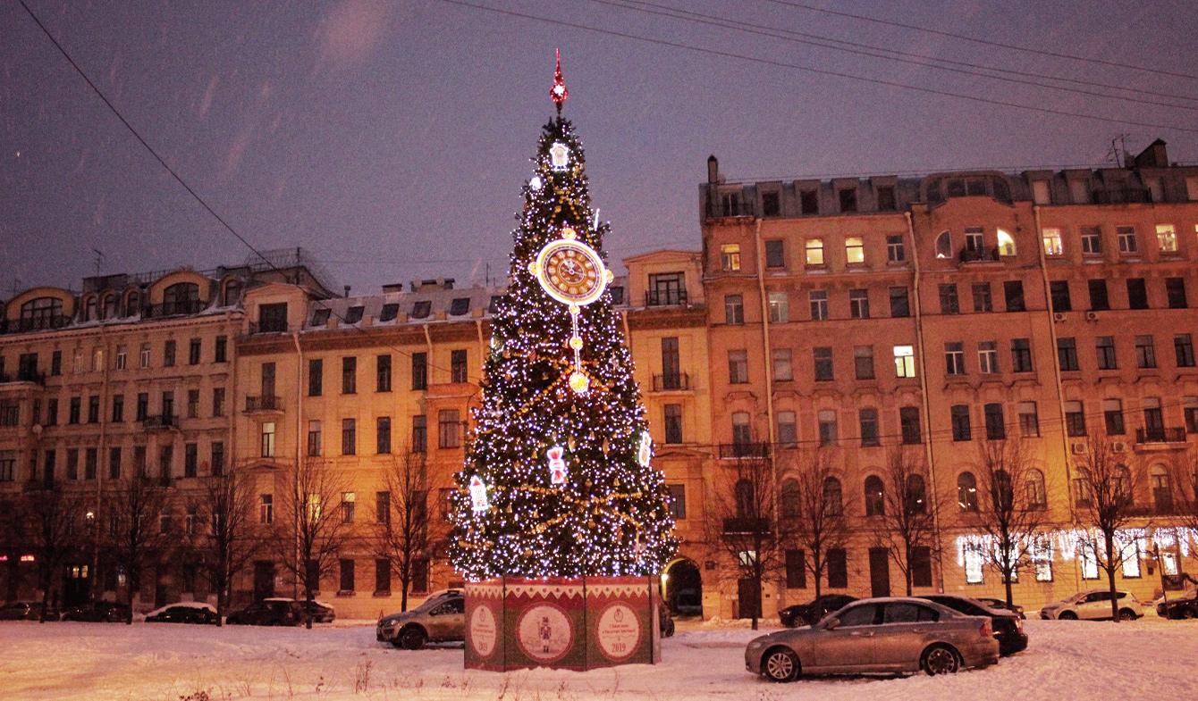 Площадь Академика Лихачева